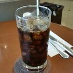33939309 - ネルドリップのアイスコーヒーです。