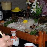 味の宿 花椿 - 料理写真: