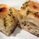 オステリア コマチーナ - フォカッチャが進化し美味くなった