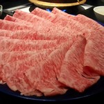 楼蘭 - 和牛A53人前・肉が綺麗