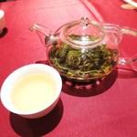中華 うずまき - お茶