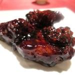 中華 うずまき - 黒酢の酢豚
