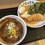 松戸富田製麺 - 特製つけそば(¥1,050)1/3/2015