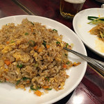 中華料理 美味城 - セキチャーハン 750円