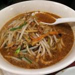中華料理 美味城 - タンタンメン 750円