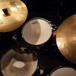 サムタイム - 小泉高之さんのドラムセットです。