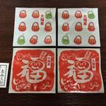 33942566 - 大福茶セット(おみくじ付き)