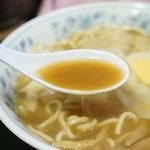 麺屋 ごとう - スープ