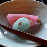 きむら屋 - 茶菓子(運平)