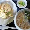 龍皇 - 料理写真:チャーハンセット