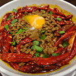 紅虎餃子房 - 大陸麺(950円)