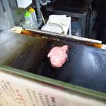 堂島精肉店 - シャトーブリアン焼いってまっせ