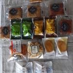 33944168 - お菓子福袋の全商品