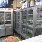 33946168 - 【H26年12月】相変わらずショーケース内のお惣菜も充実しています。