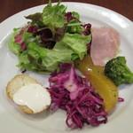 トラットリア サッサ - 前菜