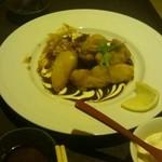 料理菜々 きりん - 牡蠣フライ