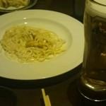 料理菜々 きりん - 北海道産うにとクリームパスタ