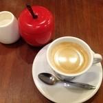 トラットリア サッサ - ホットコーヒー