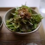 カフェ・チョビット - サラダ