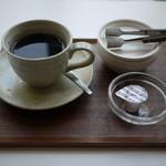 カフェ・チョビット - 食後のコーヒー
