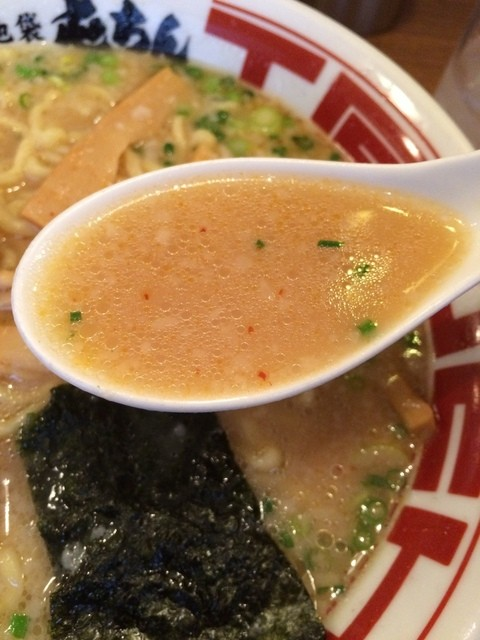 屯ちん 池袋西口店 - スープ