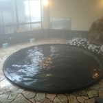 湯本館 - 源泉掛け流しのお風呂があります。