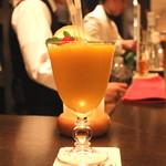 BAR 保志 - マンゴーのカクテル (2014/12)