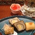 わび助 - 京都に帰ってきました〜❗️ 今年も楽しく呑んで、美味しいものがたくさん食べられますように(^^)