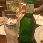 烏丸DUE - ハートランド瓶(¥650)