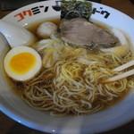 コクミンショクドウ - SOBBA 細麺