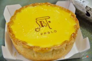 焼きたてチーズタルト専門店PABLO 道頓堀店 - 焼きたてチーズタルト レア/ミディアム 800円