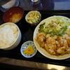 Uchimataya - 料理写真:から揚げ定食