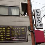 とんかつ ひろ喜 - 2013年4月