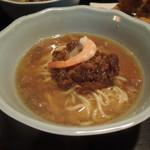 度小月擔仔麵 - タンツー麺
