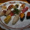 塩竈 すし哲 - 料理写真:すし哲物語・・吸い物とデザートが付きます。