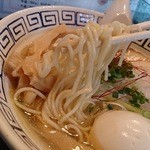 33957372 - 細ストレート麺