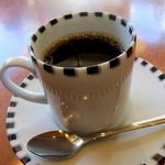 ツバキCafe - コーヒー¥250円