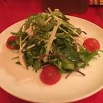 よつ葉 - パクチーサラダ