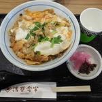 浅草今半 - 木更津丼¥870-