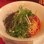 よつ葉 - 汁なし担々麺