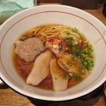 麺と心 7 - 鴨と蛤の熟成醤油