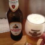 PINZO QUARTO - イタリアのビールで