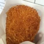 洋食やろく - 玉子コロッケ220円