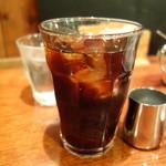支留比亜珈琲店 - アイスコーヒー