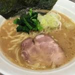 ラーメン堂仙台っ子 - 仙台っ子ラーメン650円