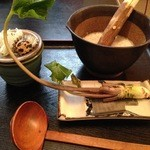 Benihouzuki - 自然薯おろしそば
