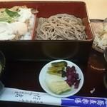 住吉 - 鴨柳川丼セット