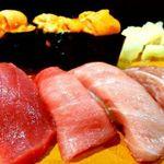 あお山 - 料理写真:寿司