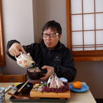 まるさん - 鯵たたき定食 1728円