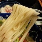 味の民芸 - 長崎ちゃんぽんうどん 麺リフト